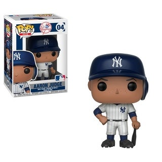 "FunKo POP! MLB New York Yankees Aaron Judge 3.75"" Vinyl Figure"