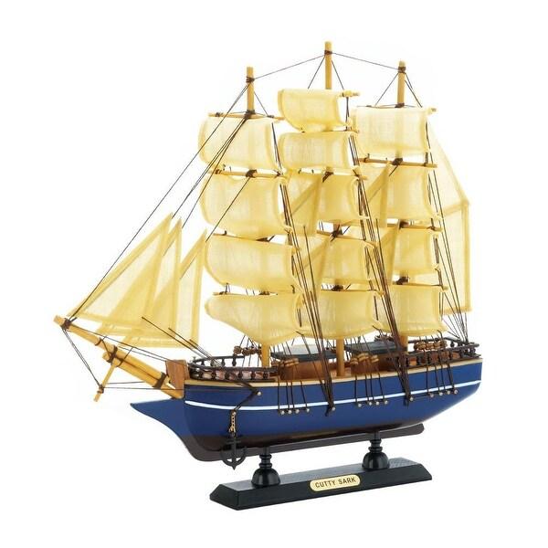 Beautiful Cutty Sark Ship Model