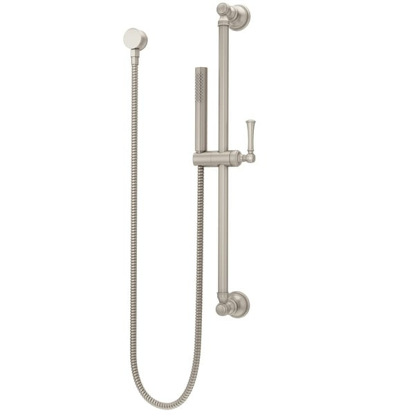 Pfister LG16-3TB Tisbury Single Function Hand Shower with Slide Bar and Elbow Supply