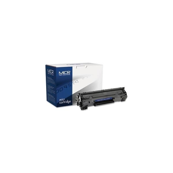 MICR Print Solutions CB435AM Toner Cartridge - Black 35AM Toner Cartridge