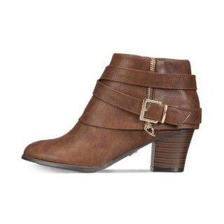 Link to Thalia Sodi Womens Tully Round Toe Ankle Fashion Boots Similar Items in Women's Shoes