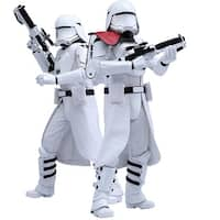 Star Wars Hot Toys 1/6th Collectible Figures: First Order Snowtrooper 2-Pack - multi