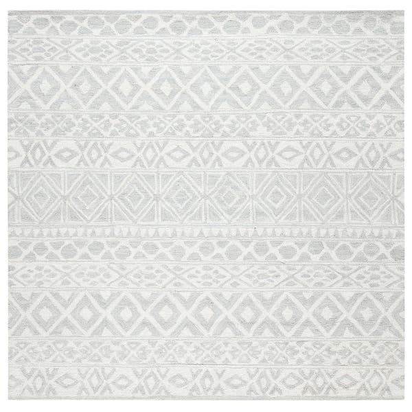 Safavieh Handmade Blossom Manervia Modern Floral Wool Rug On Sale Overstock 22709379