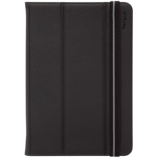 "Targus THZ590US Targus Fit N' Grip THZ590US Carrying Case for 8"" Tablet - Black - Shock Absorbing Corner, Drop Resistant"