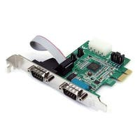 Startech - Pex2s952 2Port  Pci Express Rs232nserial Adapter Card With 16950 Uart