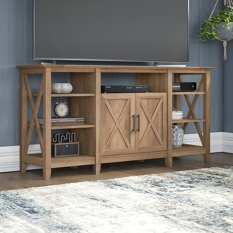 The Gray Barn Tall TV Stand