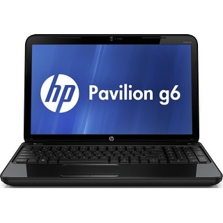 "HP Pavilion G6-2288CA 15.6"" Laptop AMD A10-4600M 2.3GHz 8GB 750GB Windows 10"