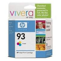 HP C9361WN#140 No. 93 Tri-color Ink Cartridge