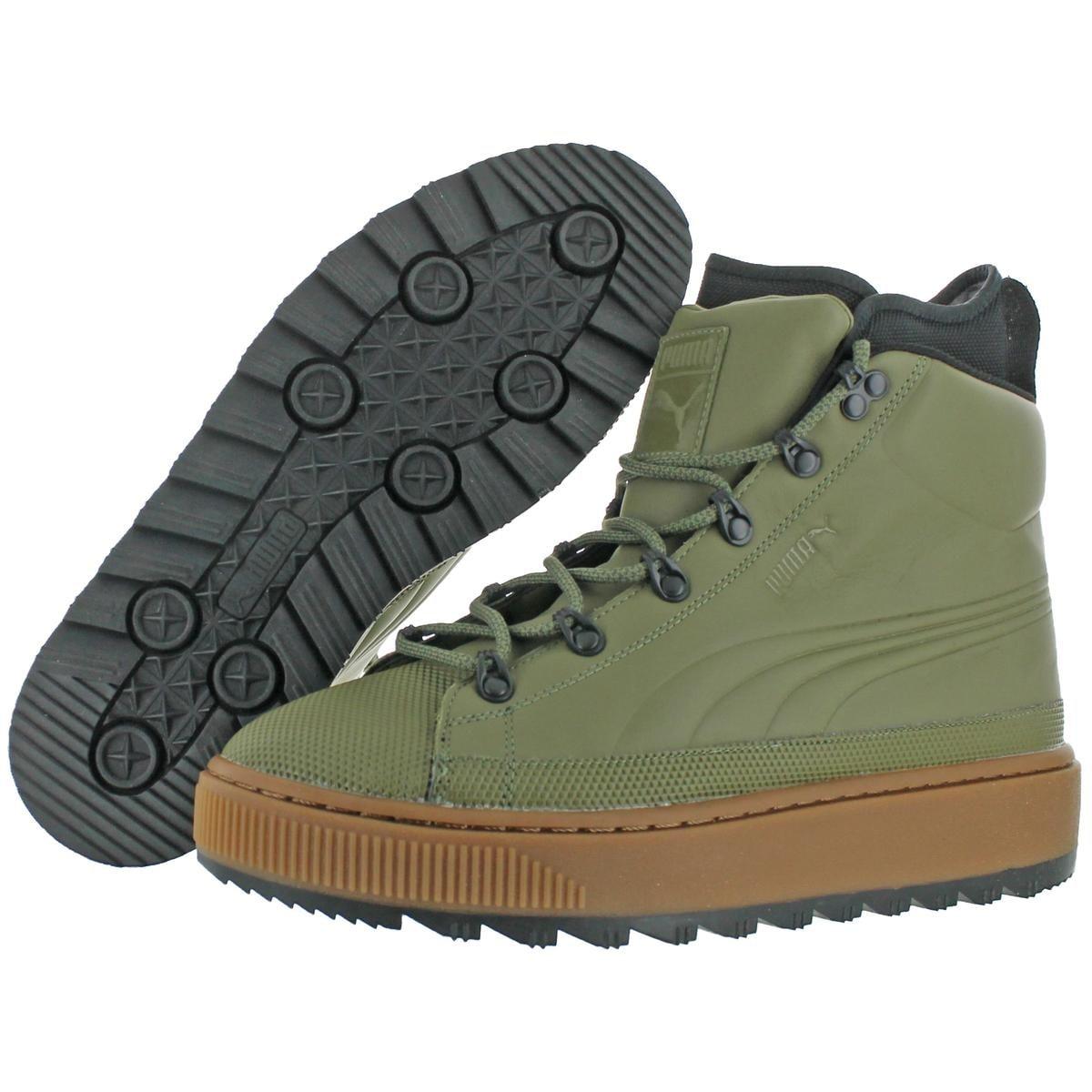 digestión facil de manejar cascada  Puma Mens The Ren Boot Casual Boots Water Resistant High-Top - Overstock -  22118780