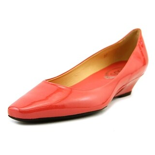 Tod's Lucy Pointed Toe Leather Flats