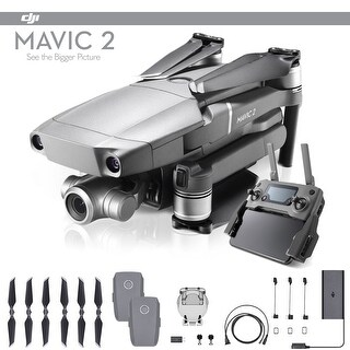 DJI Mavic 2 Zoom Bundle