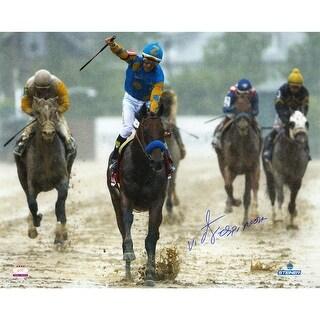 Victor Espinoza 2015 Preakness 16x20 Photo