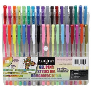 36Ct Gel Pen Set
