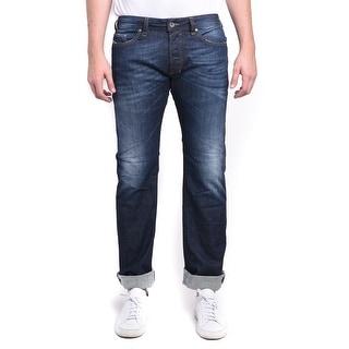 Diesel Safado Men's Regular Slim-Straight Stretch Denim Jeans 0RF06