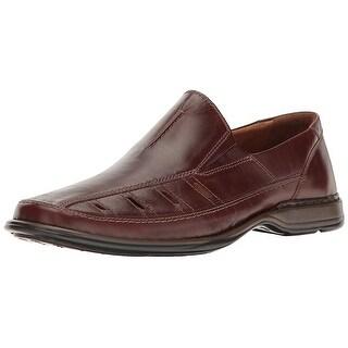 Josef Seibel Mens Steven 12 Leather Closed Toe Slip On Shoes