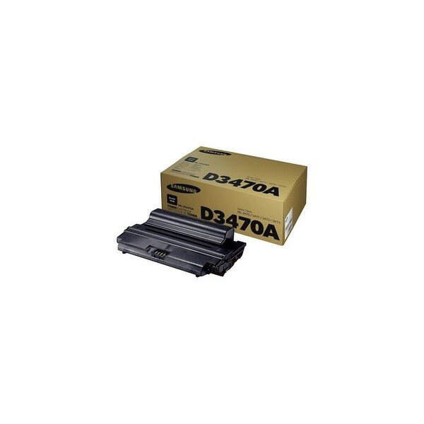 Samsung ML-D3470A Black Toner Cartridge Toner Cartridge
