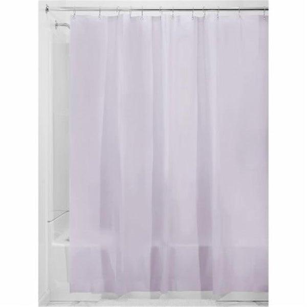 Shop InterDesign 14756 Grey Lavender Eva Shower Curtain Liner