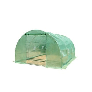 Link to Walk-in Greenhouse High Tunnel Tent Gardening Accessory Similar Items in Gardening