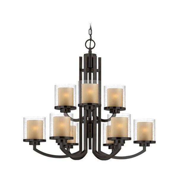 Dolan Designs 2952 Horizon 9 Light Chandelier N A