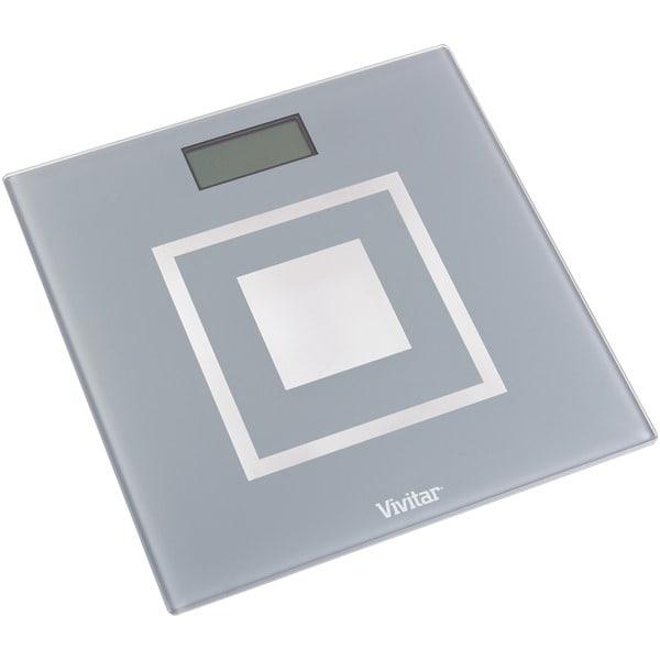 Vivitar Ps-V135-S Digibody Bathroom Scale (Silver)