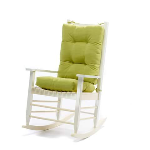 Terrasol La Playa Rocking Chair Pad Set