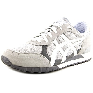 Onitsuka Tiger by Asics Colorado Eighty-Five Men Canvas Gray Fashion Sneakers