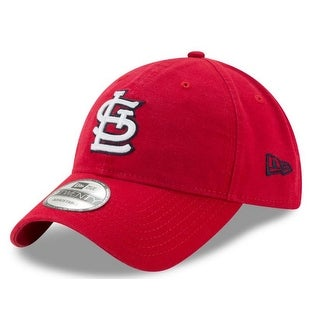 New Era St. Louis Cardinals Baseball Cap Hat MLB 9Twenty Core Classic 80445618