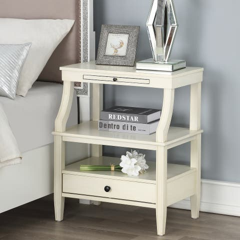 Newport Storage Nightstand by Greyson Living