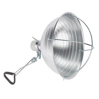 Power Zone ORBL081508B Multi-Purpose Brooder Clamp Light, 10.5, 300 watt