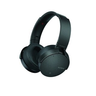 Sony Audio/Video Mdrxb950n1/B Extra Bass Wireless Noise Canceling Black Headphones