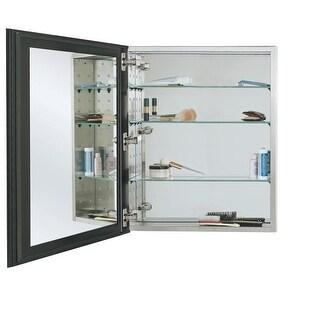 "Alno MC4570 Oversized 24"" x 30"" Single Door Recessed Medicine Cabinet with Stainless Steel Interior"