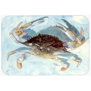 Carolines Treasures 8011CMT 20 x 30 In. Blue Crab Kitchen or Bath Mat