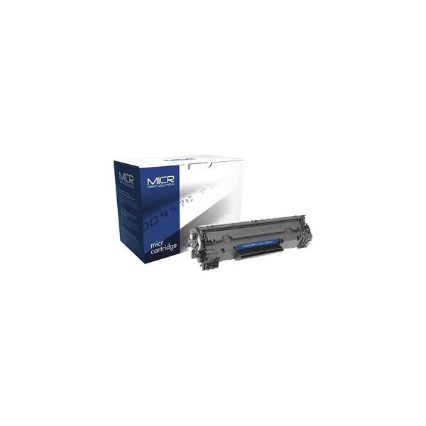 MICR Print Solutions Toner-Black Compatible CF283A(M) (83A) MICR Toner, Black