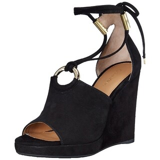 Calvin Klein Womens Ramona Open Toe Casual Platform Sandals