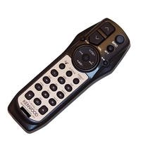 OEM Kenwood Remote Control Originally Shipped With: KDCMP735U, KDC-MP735U, KDCX1011, KDC-X1011, KDCX712, KDC-X712
