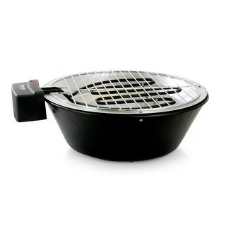 Link to Better Chef Indoor Outdoor 14 in Tabletop Electric Barbecue Grill Similar Items in Kitchen Appliances