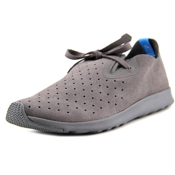 Native Apollo Chukka Men Round Toe Synthetic Gray Tennis Shoe