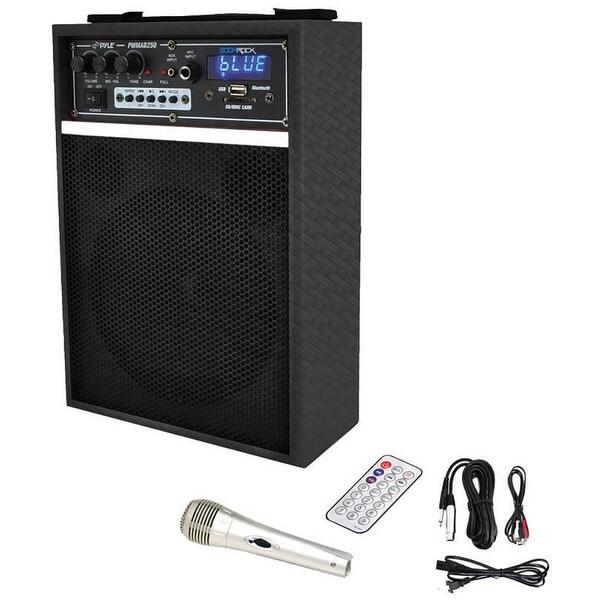 "Pyle Pro 6.5""portable PA speaker"