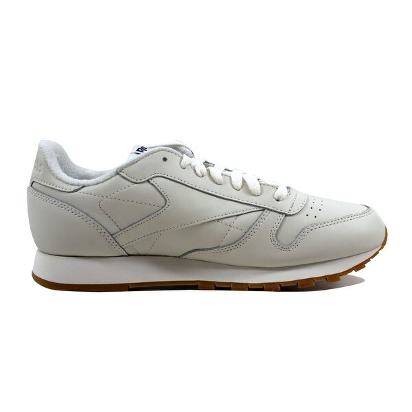 Shop Reebok Classic Leather 3AM ATL ChalkWashed Blue Red