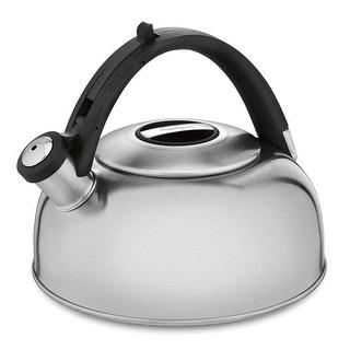 Cuisinart CTK-SS2 Peak Stainless Steel Tea Kettle, 2 Quart