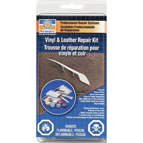 Permatex 80902 Vinyl & Leather Repair Kit