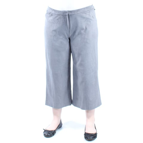VINCE CAMUTO Womens Gray Pants Size: 12