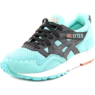 Asics Gel-Lyte V Round Toe Suede Sneakers
