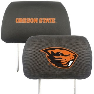 "Oregon State University Head Rest Cover - 10""x13"""
