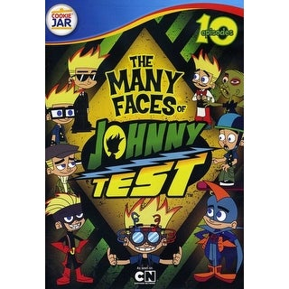 Many Faces of Johnny Test [DVD]