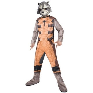 Rubies Rocket Raccoon Child Costume - Beige