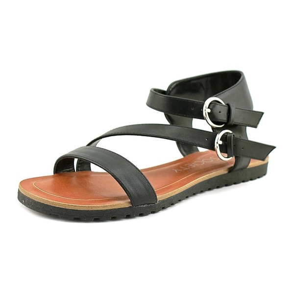 Sole Society Sura Women Black Sandals