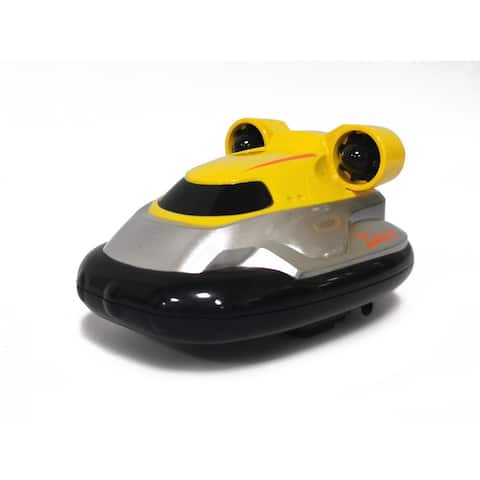 Mini hovercraft 2.4 Ghz and rechargeable batteries