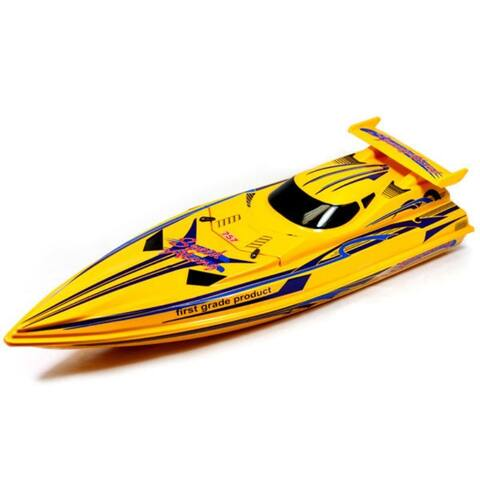 "36"" RC 2.4G Speed-X Cyclone Racing Boat"