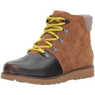 UGG Kids K Hilmar Lace-up Boot